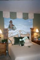 castles in the air headboard